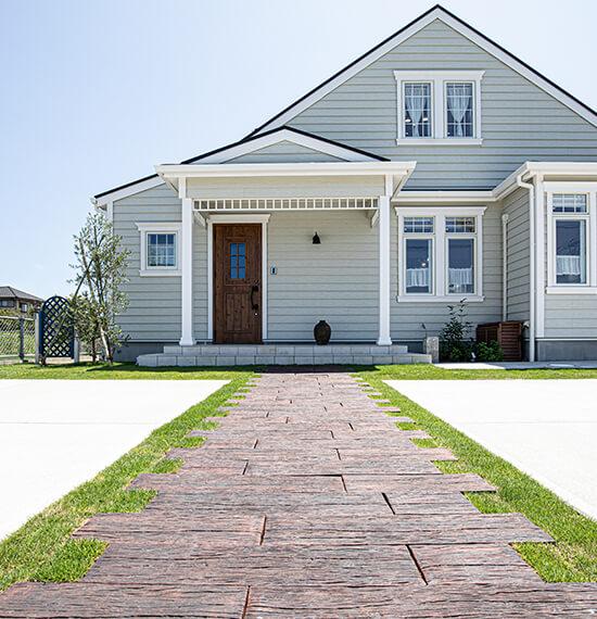 心地よい住まいのための注文住宅 家族の幸せの住まいづくりをご一緒に