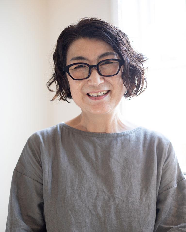 大須賀 純子